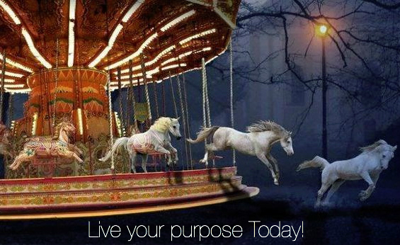 Live your purpose Today!